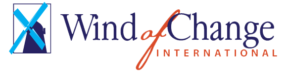 Wind of Change International Logo